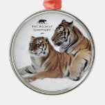 Titan and Lilly Ornament