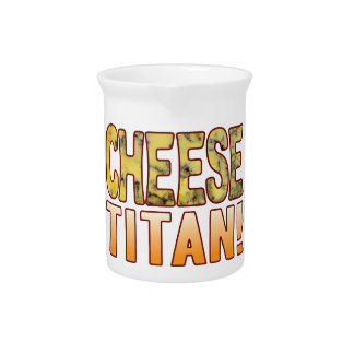 Titan Blue Cheese Pitcher