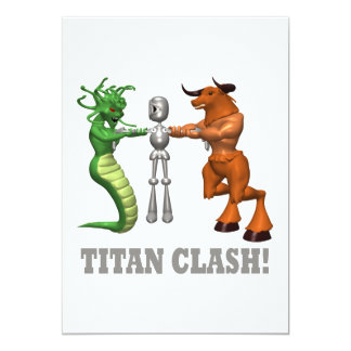 Titan Clash Card