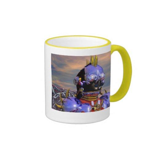 TITAN ,CYBORG FROM HYPERION COFFEE MUG