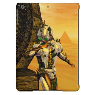 TITÁN del CYBORG, Scifi de la ciencia ficción de Funda Para iPad Air