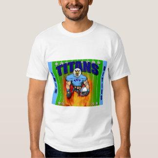 Titán-Delantero Camisas
