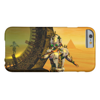 TITAN IN THE DESERT OF HYPERION BARELY THERE iPhone 6 CASE