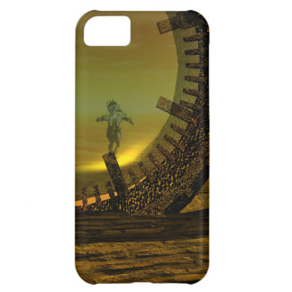 TITAN IN THE DESERT OF HYPERION iPhone 5C CASES