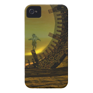 TITAN IN THE DESERT OF HYPERION Case-Mate iPhone 4 CASE