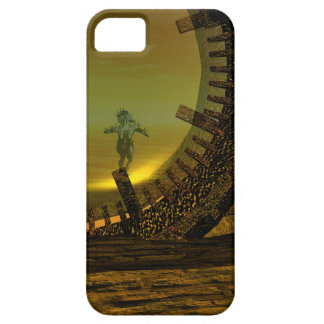 TITAN IN THE DESERT OF HYPERION iPhone 5 CASE