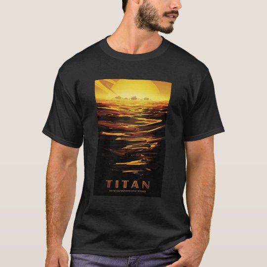 Titan - Space Tourism T-Shirt