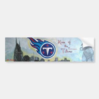 Titan Up! Bumper Sticker