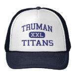 Titanes Tacoma media Washington de Truman Gorro De Camionero