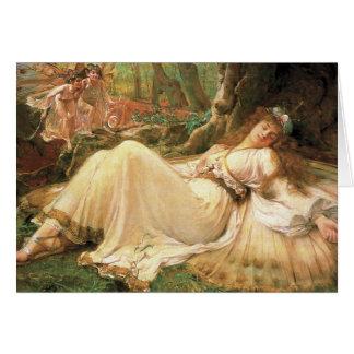 Titania 1896 card