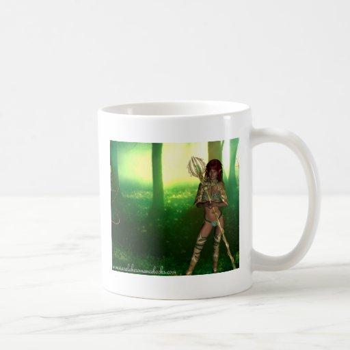 Titania at the Ruins Mug