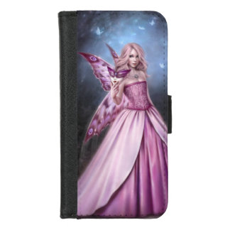Titania Butterfly Fairy Queen iPhone 8/7 Wallet Case