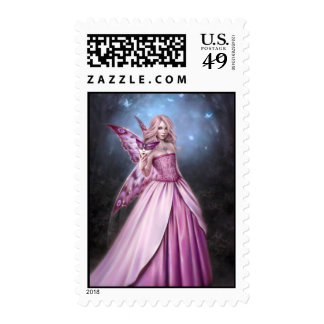 Titania Butterfly Fairy Queen Postage