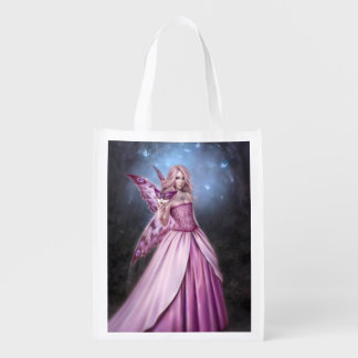 Titania Butterfly Fairy Queen Reusable Grocery Bag