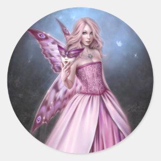 Titania Butterfly Fairy Queen Sticker