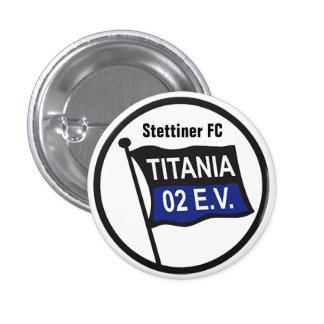 Titania de Stettiner FC Pin Redondo 2,5 Cm