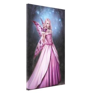 Titania Fairy Art Canvas Print