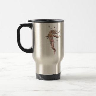 Titania Fairy Queen 15 Oz Stainless Steel Travel Mug