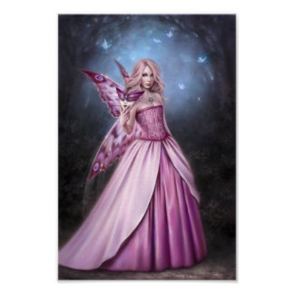 Titania Fairy Queen Art Poster Print