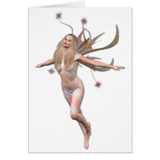 Titania Fairy Queen Card