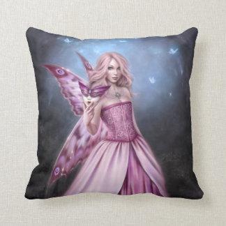 Titania Fairy Queen Pillow Pink & Blue