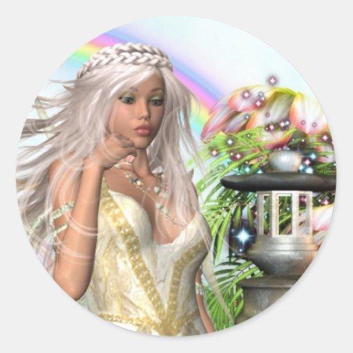 Titania Fairy Stickers