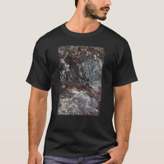 Titania Lying Asleep T-Shirt