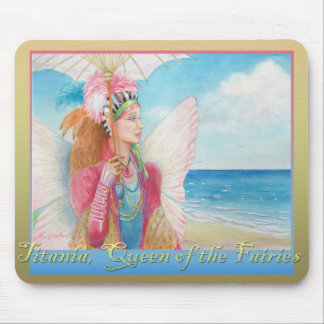 Titania Queen of the Fairies Mouse Pad