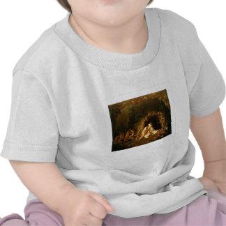 Titania Sleeping Richard Dadd 1841 Tee Shirt