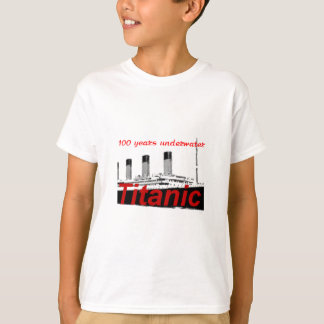 Titanic: 100 Years Underwater T-Shirt
