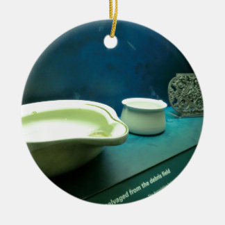 Titanic Artefacts Ceramic Ornament