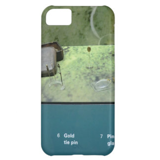 Titanic Artefacts iPhone 5C Cover