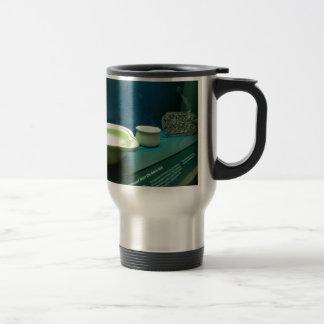 Titanic Artefacts Travel Mug