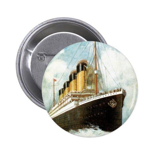 Titanic at Sea Button