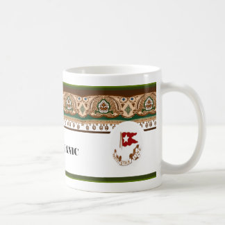 Titanic First Class design Mugs