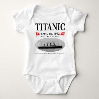 Titanic Ghost Ship Infant Creeper