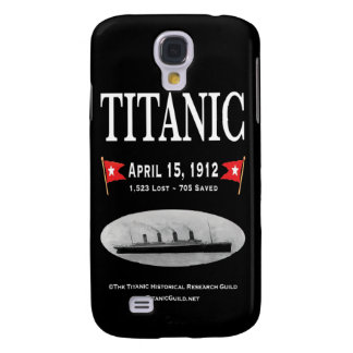 Titanic Ghost Ship iPhone 3G/3GS Speck Case/black Galaxy S4 Cover
