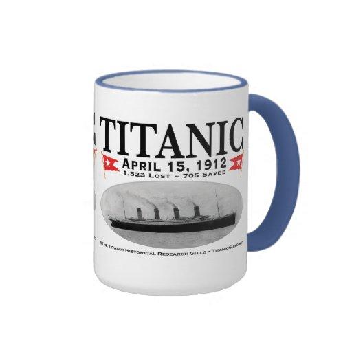 Titanic Ghost Ship: Kitchen: Mug