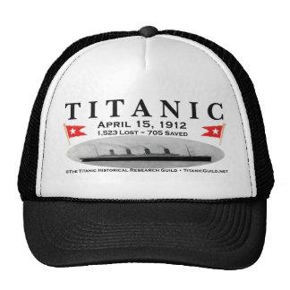 Titanic Ghost Ship Trucker Hat