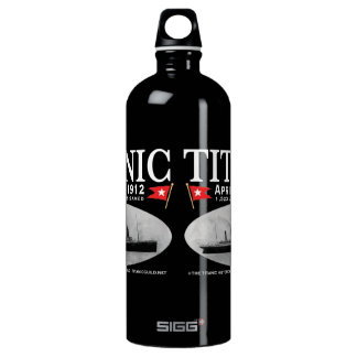 Titanic Ghost Ship Water Bottle-sizes/colors avail SIGG Traveler 1.0L Water Bottle