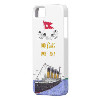 Titanic iPhone 5 case