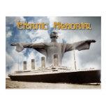 Titanic Memorial in Washington, DC Postcard