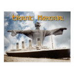 Titanic Memorial in Washington, DC Postcards