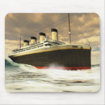 Titanic Ocean-Liner Mousepad
