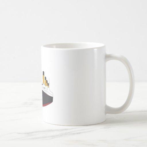 titanic original taza de café