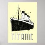 titanic posters