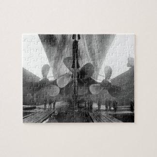 Titanic s propellers puzzle