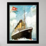 Titanic Series The Titanic Poster