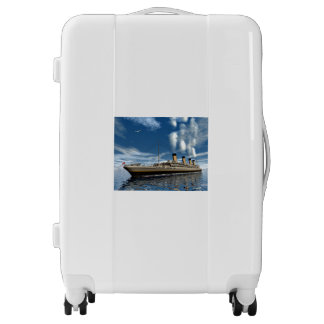 Titanic ship - 3D render.j Luggage