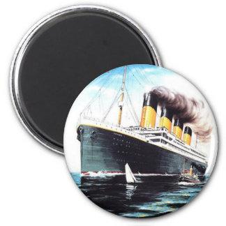 Titanic Ship Magnets Refrigerator Magnet